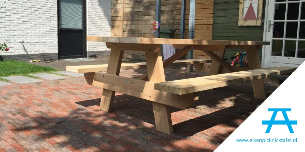 robuuste picknicktafel te koop